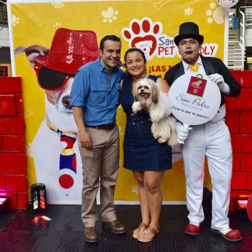 Pasarela Pet Friendly San Pedro Plaza Comercial