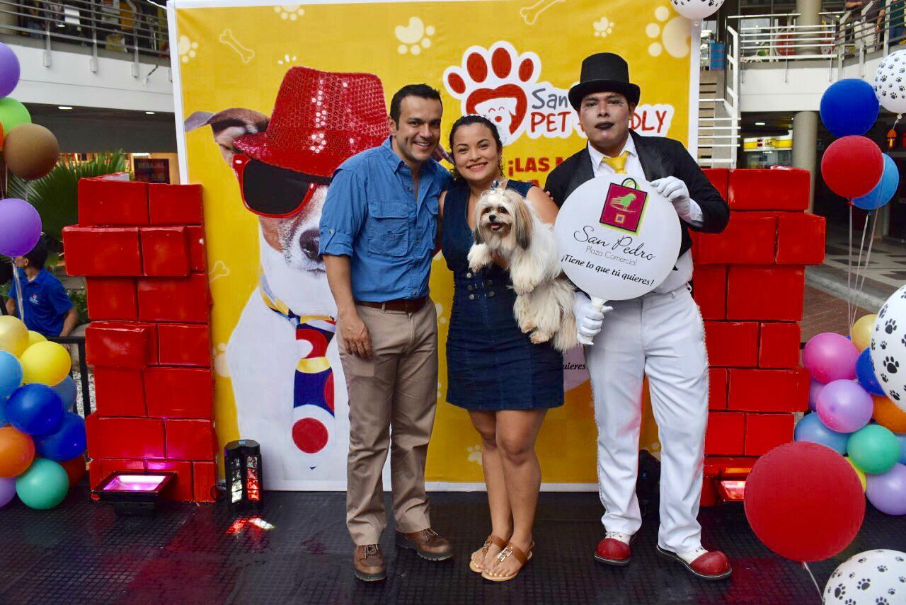 Pasarela Pet Friendly San Pedro Plaza Comercial
